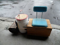 sled for ice fishing