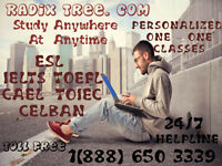 English Tutors Online Teaching Ielts, Celpip, Celban Exam Prep