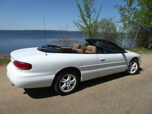 96 Sebring, affordable summer cruiser, go Topless!