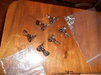 Vintage 1970s Gotoh Star guitar tuners ibanez greco Charvel jv
