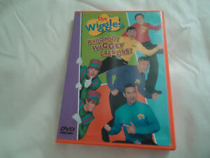The Wiggles WHOO HOO! WIGGLY GREMLINS! DVD