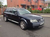 AUDI A6 ALLROAD 2.5 TDI 2005 NEEDS TO GO TODAY