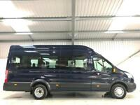 65 FORD TRANSIT MINIBUS 5,500 LOW MILEAGE 460 17 SEATER SEATS 125BHP TACHOGRAPH