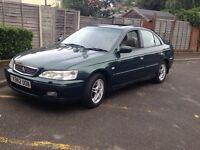 Honda accord AUTOMATIC petrol, MOT, Drive perfect,