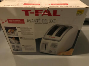 T-Fal electronic Toaster