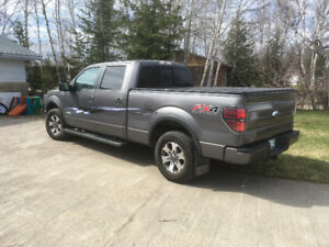 Immaculate 2012 Ford F-150 FX4