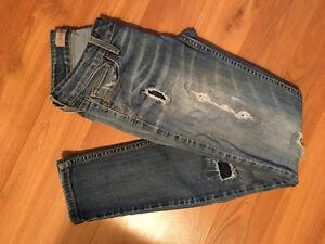 Guess jeans - size 23 (000) Peterborough Peterborough Area image 1