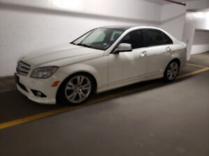 Mercedes C350 GMatic Navigation-Panoramic (AMG PACK!!!!!!)