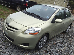 2008 TOYOTA YARIS LOOKS&WORKS GREAT 2995@902-293-6969