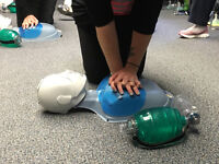 Become a BLS/CPR Instructor! Class starts Nov 26!