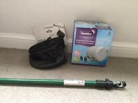 Retractable clothes line/ washing line kit