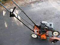 GAS    OPERATED   LAWN   EDGER