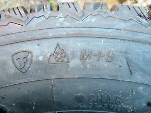185/65/R15 Firestone Winter Tires for Sale.