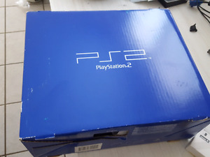 Playstation 2 with box Complete