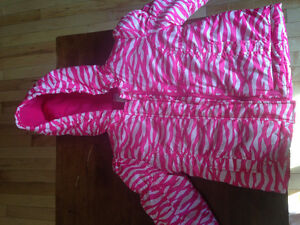Various size jackets -Girls