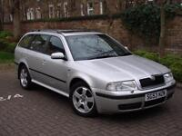 EXCELLENT DIESEL ESTATE!!! 53 REG SKODA OCTAVIA 1.9 TDI PD 130 6 SPEED ELEGANCE