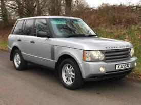 Land Rover Range Rover 3.0 Td6 auto 2006MY HSE