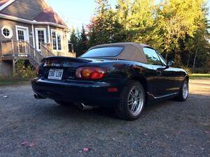 Mazda miata mx-5 2000