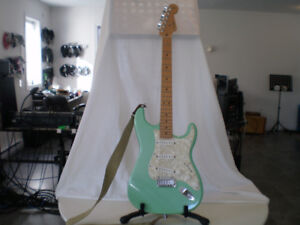 Very Rare  Stratocaster 2002 american hot rod texas special
