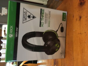 FOR SALE- TURTLE BEACH HEADSET WITH MIC