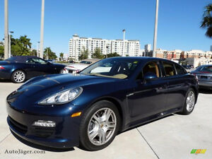 2011 Porsche Panamera 4 - fully loaded - for sale!