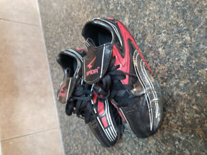 Soccer cleats/boots.  Size 1  $10