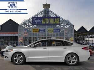 2014 Ford Fusion SE  Bluetooth,Heated Mirrors,Driver's Power Sea