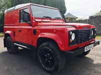 1997 Land Rover Defender 90 300tdi County. Low Miles