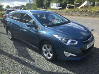 2015 Hyundai i40 1.7CRDi ( 136ps ) Blue Drive Active