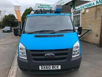 2010 FORD TRANSIT Low Roof Van TDCi 140ps AWD 4X4