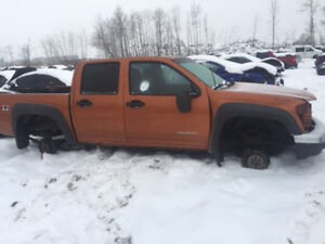 2005 chevy colorado 3.5 z71 PARTING OUT