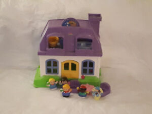 Fisher Price Talking House