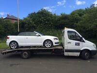 24 / 7 car recovery breakdown service