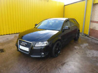 2010 AUDI A3 SPORT 2.0 TDI 6 SPEED MANUAL