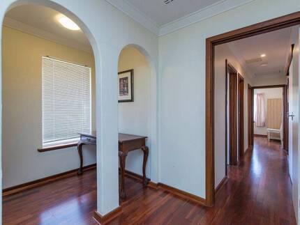 South Perth Spacious Mediterranean-style apartment