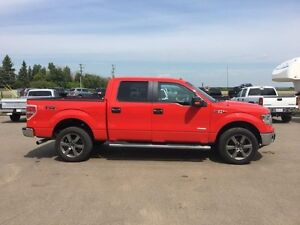 2014 Ford F-150 SuperCrew XL Pickup Truck
