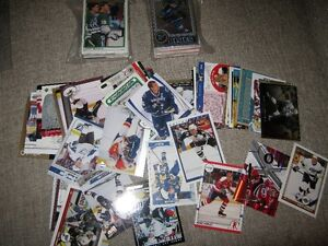 NHL Hockey Cards by Team, Set, Player (if possible)