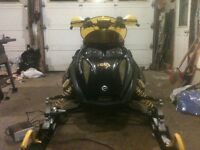 2006 Ski Doo Mxz 800x for sale
