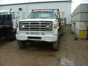 1988 GMC C7000 Roll Back Carrier tow truck