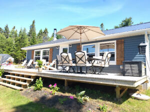 TO BE MOVED- Newly renovated modern home or cottage in Montague!