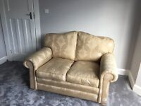 Pair of Fabric Sofas (2 seater and 3 seater)