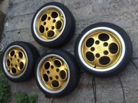 Porsche Teledials Wheels / Alloys