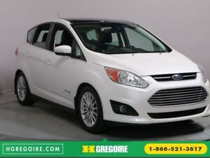 2014 Ford C-MAX HYBRIDE SEL CUIR TOIT PANO NAVIGATION