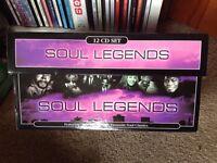 Soul Legends 12cd set