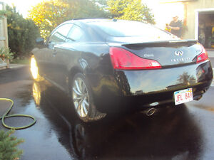 2009 Infiniti G37 sport Coupe (2 door) - MINT!