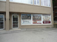 Store Front -- All Inclusive Rent