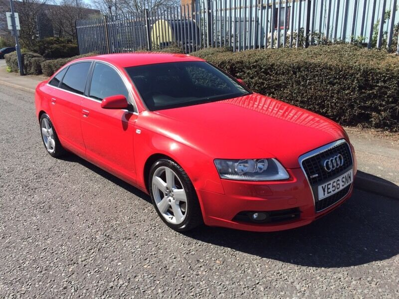 2007 audi a6 s line 2 7 tdi full service history just been serviced 3499 warranties in. Black Bedroom Furniture Sets. Home Design Ideas