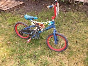 Boys Avengers Bike