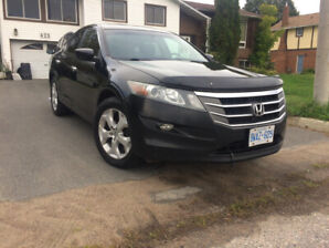 Certified*2011 Honda Crosstour *Studded winter tires INCLUDED