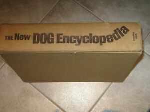 ...The New DOG ENCYCLOPEDIA...1970 Edition!